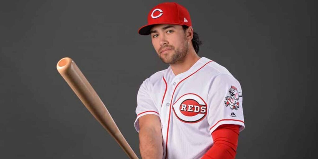 Alex Blandino temporada 2021 MLB