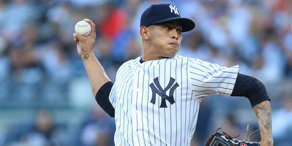 Jonathan Loáisiga Yankees 2021