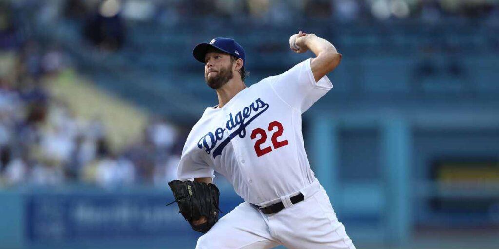Clayton Kershaw será el abridor del Opening Day por los Dodgers