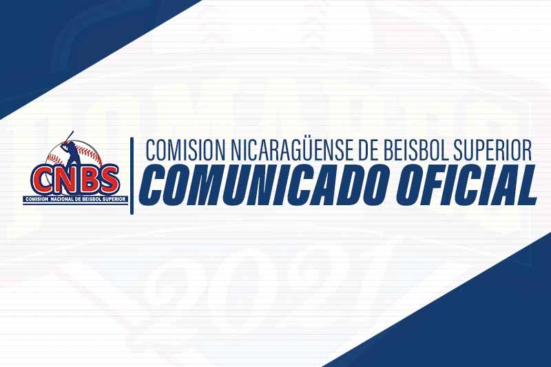 Comunicado Oficial Pomares 2021