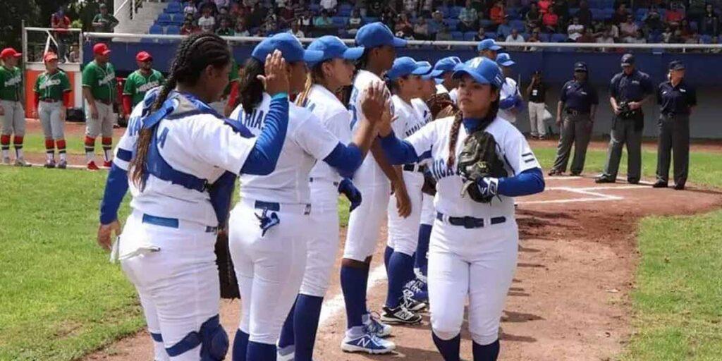 Seleccion Femenina beisbol nicaragua