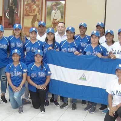 En 2019 Nicaragua tuvo participación femenina en premundial de la WBSC