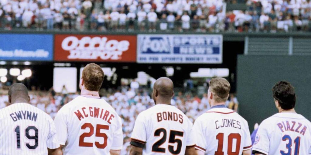 Coors Field sede del Juego de Estrellas de 1998