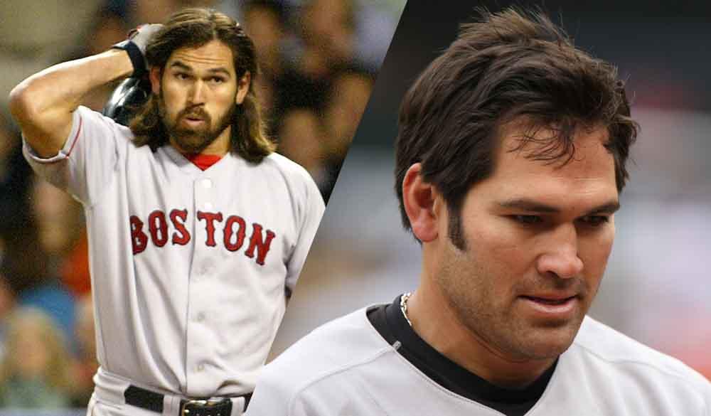 Jonhhy Damon Boston y Yankees