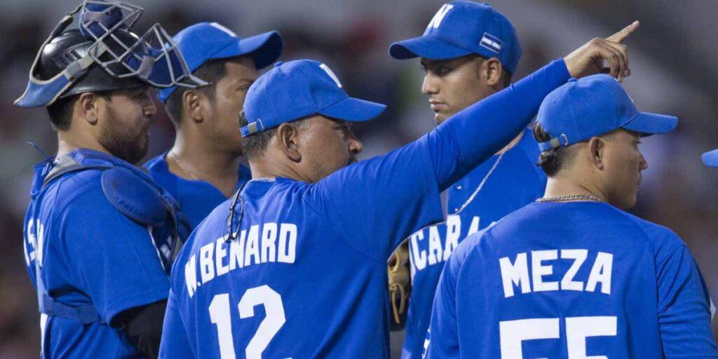 Marvin Benard manager Nicaragua