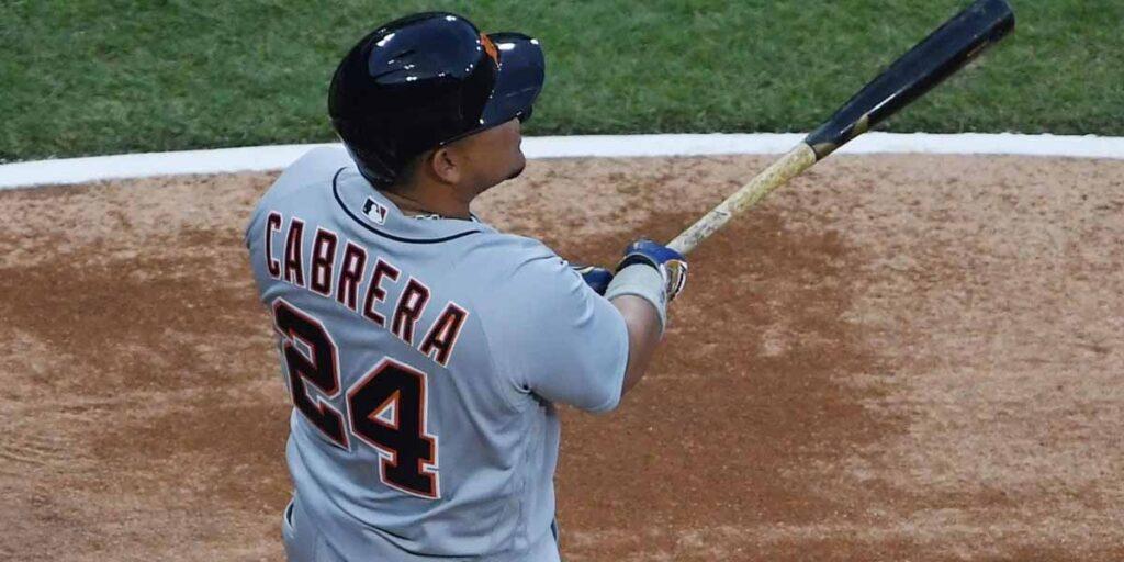 Miguel Cabrera 3000 hits