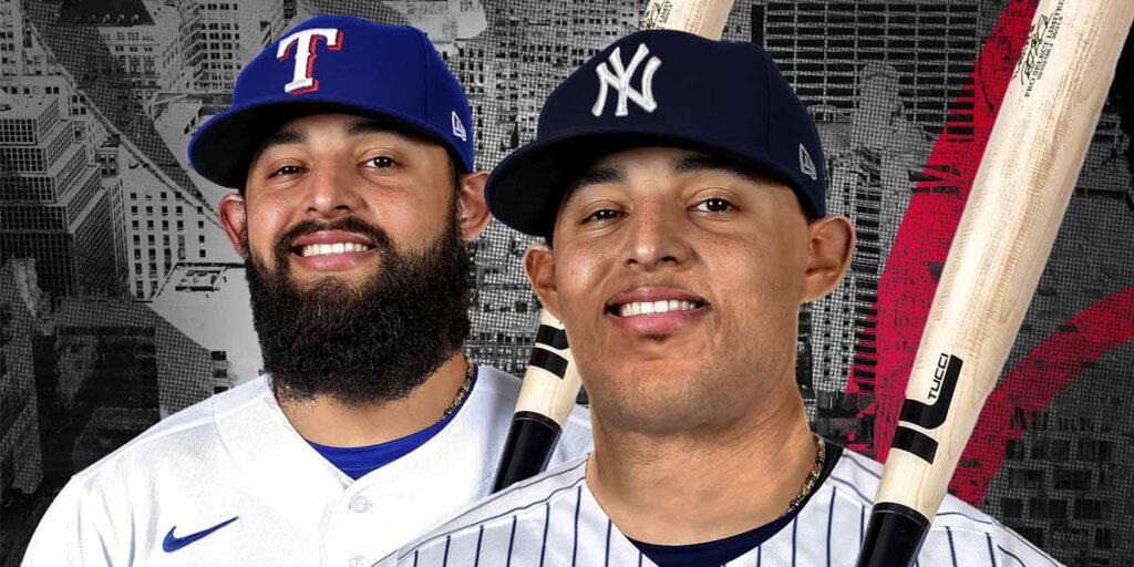 Odor sin barba Yankees