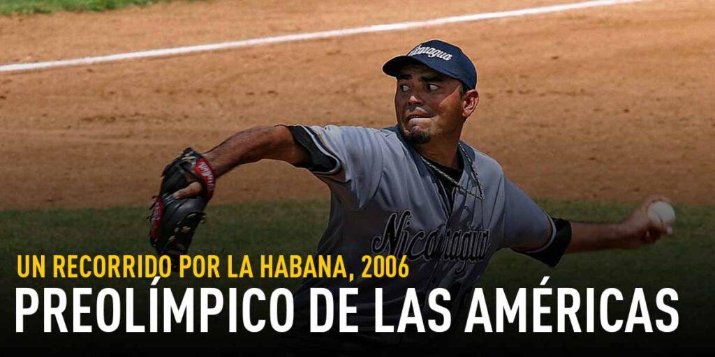 Oswaldo Mairena Preolímpico de las Américas 2006