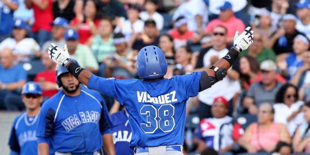 La Preselección Nicaragúense de Béisbol iniciará prácticas el 13 de abril