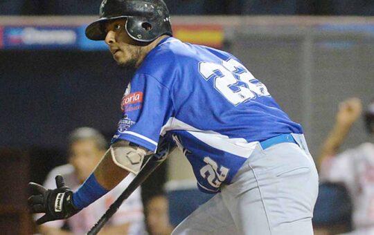 Rodolfo Bone Selección Nacional de béisbol Preolímpico