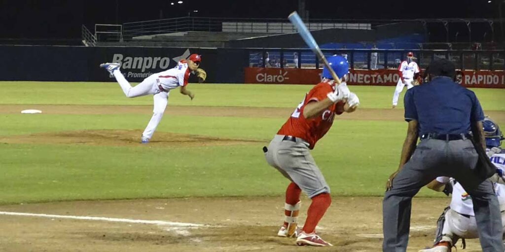 Santos Jarquín ante Carazo registró tercer no hitter de su carrera