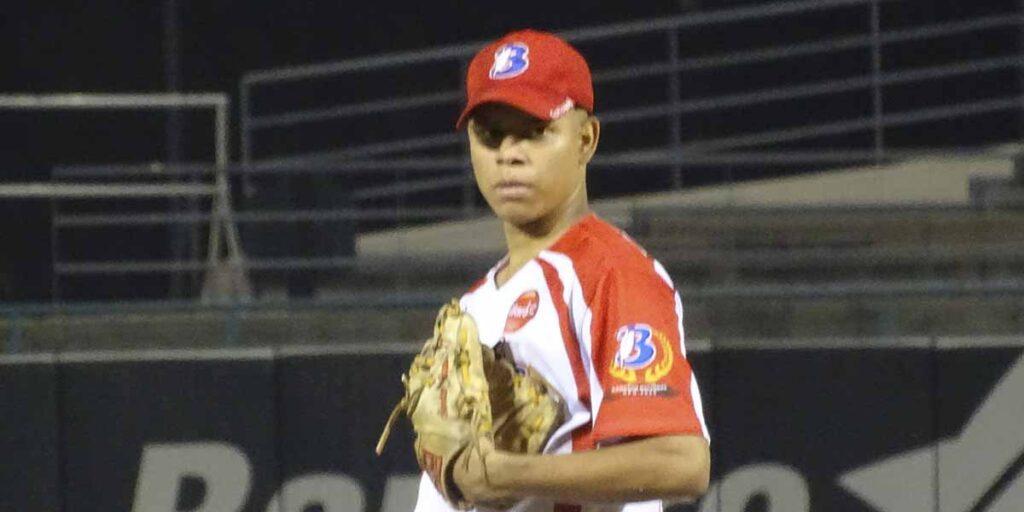 Santos Jarquín Tercer No hitter