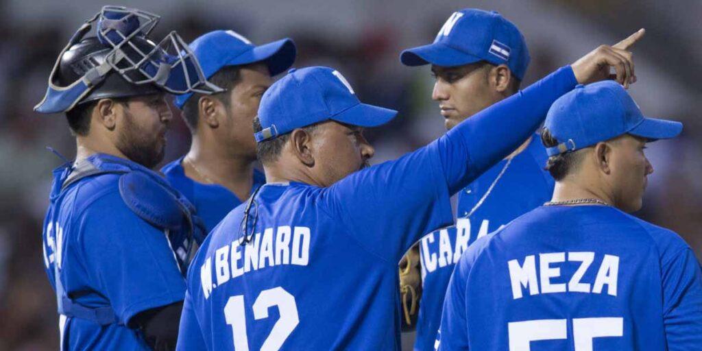 Nicaragua vs Dominicana Preolímpico