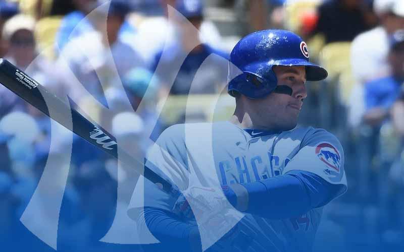 Anthony Rizzo Yankees