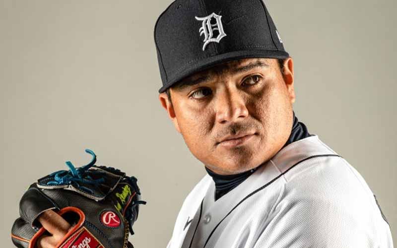 Erasmo Ramírez Tigers