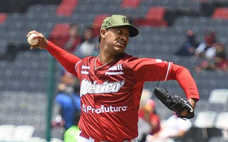 JC Ramírez debut Diablos Rojos de México