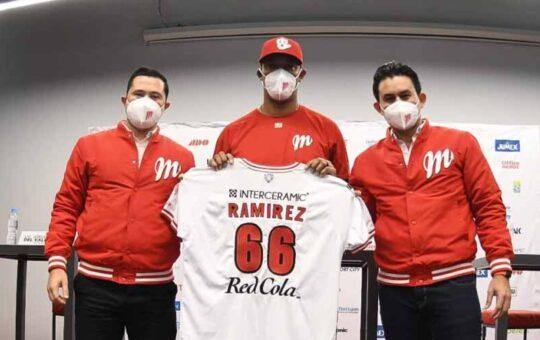 JC Ramírez Diablos Rojos de México