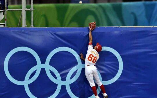 béisbol juegos olimpicos