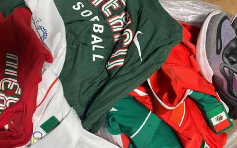 uniforme selección mexicana de softbol