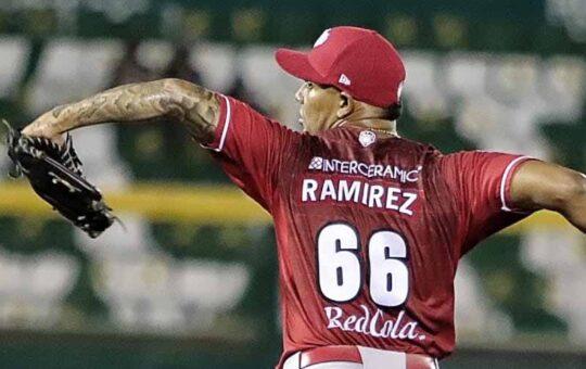 JC Ramírez rotación Diablos Rojos de México