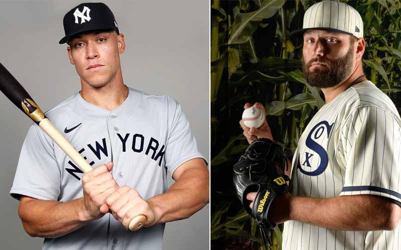 Uniformes Field Of Dreams MLB