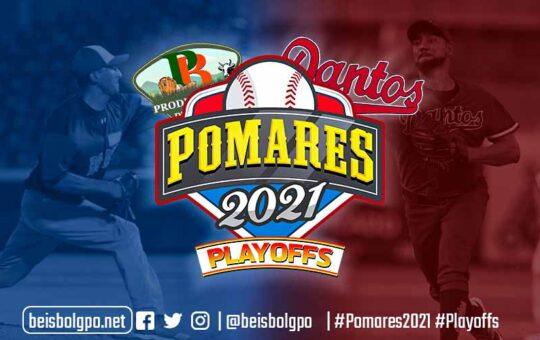 Boaco vs Dantos Playoffs Pomares 2021