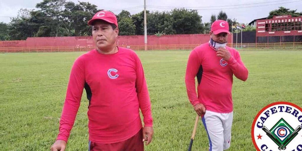 Diego Sandino Academia Cafeteros de Carazo