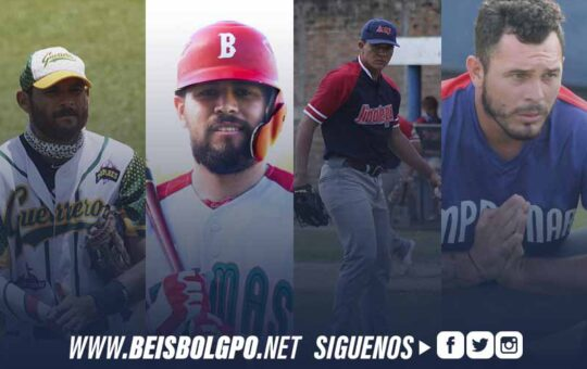 Ramón Flores Rafael Estrada Refuerzos Playoffs Pomares 2021