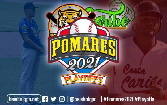 Costa Caribe vs Chinandega Playoffs Pomares 2021